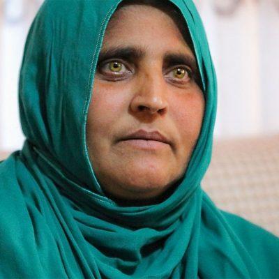 Famed 'Afghan Girl'Finally Gets a Home