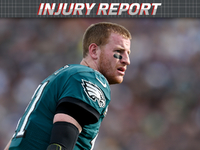 Injury roundup: Dolphins' Thomas playing with torn PCL