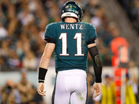Carson Wentz had NFL's top-selling jersey in November