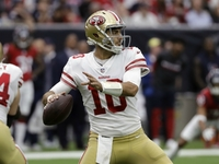 Jimmy Garoppolo still in line for 49ers' franchise tag?