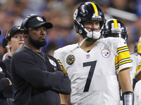 Mike Tomlin: Steelers eager for showdown vs. Patriots