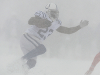 Blizzard Bowl film of Colts disrupts Broncos' game prep