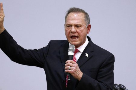 Roy Moore refuses to concede Alabama Senate race: 'It's not over'
