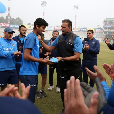 INDIA 0/0  (1.0 ov, S Dhawan 4*, RG Sharma 0*, RAS Lakmal 0/4) – Live   Match Report   ESPNCricinfo