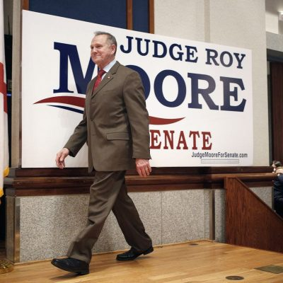 GOP Finger-Pointing Starts Right After Moore Defeat in Alabama