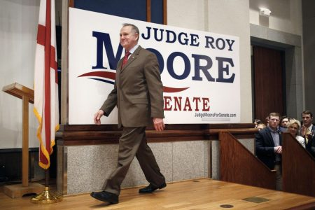 Moore's Defeat in Alabama Deals Trump a Rebuke Ahead of 2018 Races