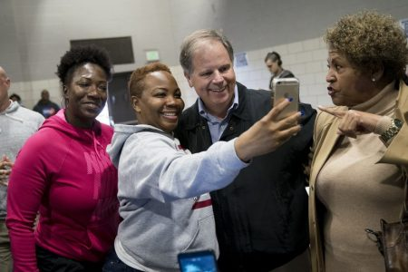 Doug Jones: A Lawyer in the Thick of Alabama's Big Moments