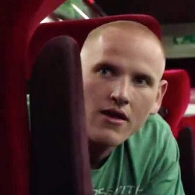 See real-life heroes play themselves in Clint Eastwood's <em>The 15:17 to Paris </em>trailer