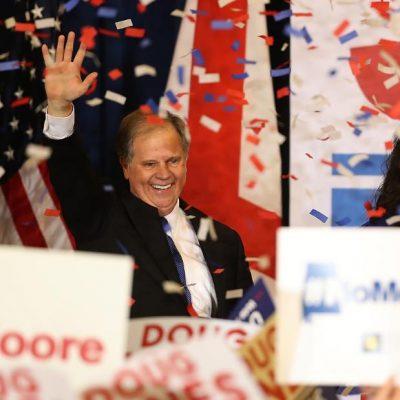 5 takeaways from Doug Jones' massive victory