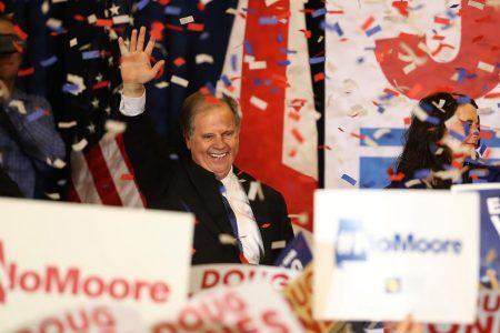 5 takeaways from Doug Jones' massive victory
