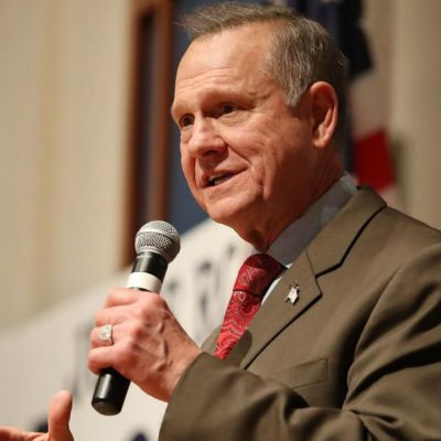 Roy Moore won't concede