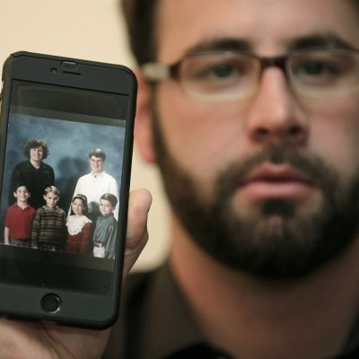'Nobody saved us': Man describes childhood in abusive 'cult'