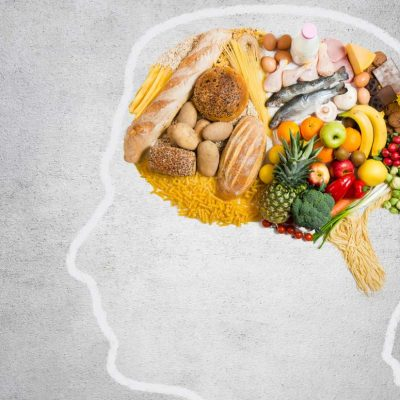 Which foods are best for mental well-being? It depends on your age