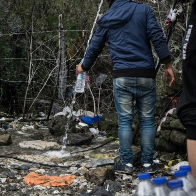 Greece's rejected asylum seekers stuck in limbo