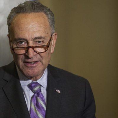 Sen. Chuck Schumer alerts police to alleged plot to smear him