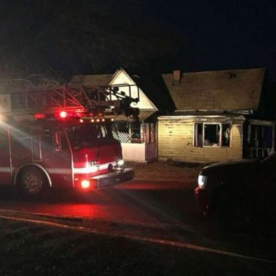 Police investigating Kansas fire where 3 dead bodies found as possible homicide