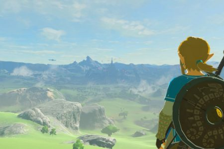 Why The Legend of Zelda: Breath of the Wild is my game of the year