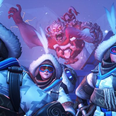 Here are Overwatch's Winter Wonderland 2017 skins