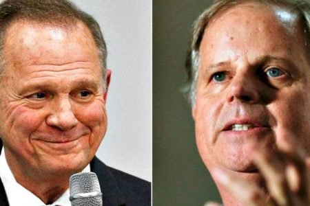 **Live Updates** Alabama Senate Showdown: GOP Senators to Meet to Discuss Next Steps if Judge Moore Wins