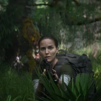 Watch the latest trailer for Alex Garland's Annihilation