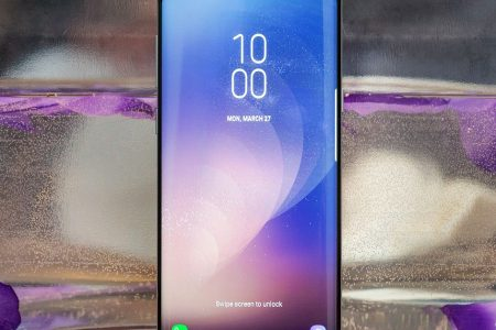 Fingerprint sensors under the display will be a real thing in 2018