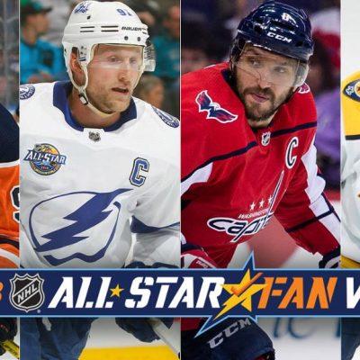 McDavid first in NHL All-Star Fan Vote