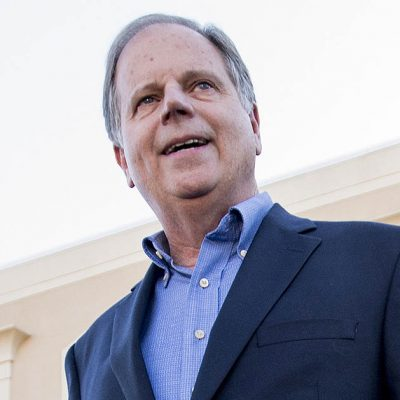 For Doug Jones, Now Comes The Hard Part