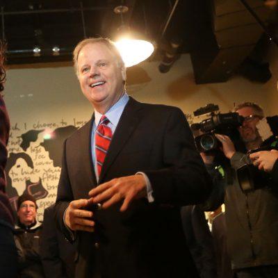 Black women overwhelmingly supported Doug Jones, with 98 percent voting for the Democrat