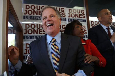 Jones wins Alabama Senate seat for Dems