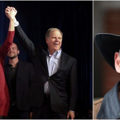 Winners & losers from the Alabama special election