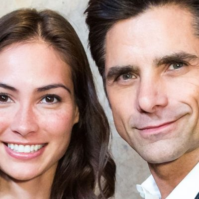 John Stamos to become first-time dad at 54: 'I've been practicing for a long time'