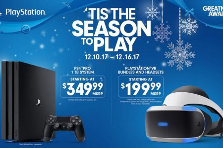 PS4 Pro and PlayStation VR bundles get a big price cut for one week only