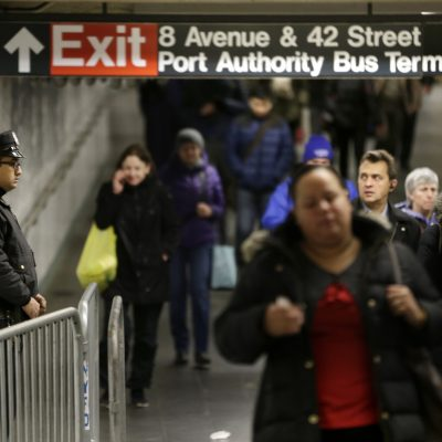 NYC Subway Bomber Charged in Federal Court 'Did it for the Islamic State,' Officials Say