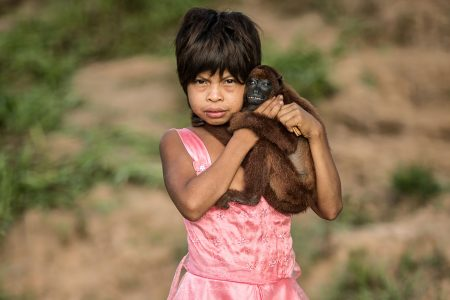 Celebrating the Bond Between Monkeys and Their Humans
