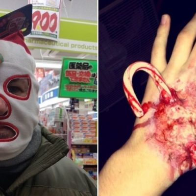 17 Horrifying Times Christmas Was Basically Nightmare Fuel