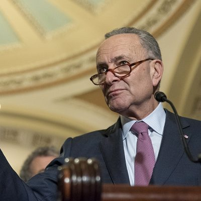 Schumer calls for GOP to delay tax bill after Alabama election