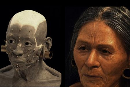 Exclusive: Face of Ancient Peruvian Queen Reconstructed