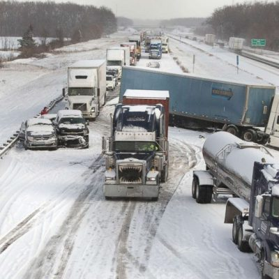 Coldest air of season grips Northeast with bitter wind chills