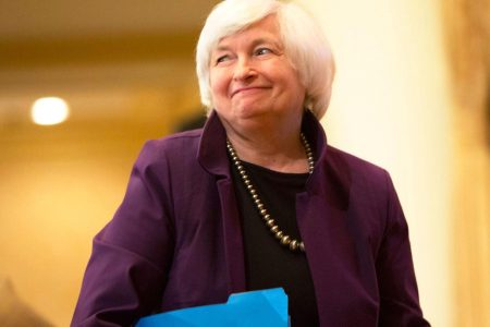 Fed got whiff of inflation in Yellen's final days but so far market not changing rate hike view