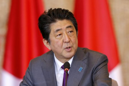 Japan's Abe to Use Olympic Visit to Push South Korea on Sex Slave Issue