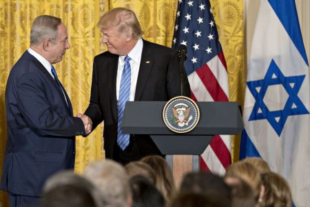 Trump Says He'll Cut Off Palestinian Money Without Talks