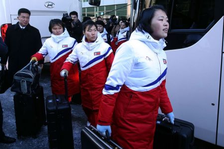 North Korea Scraps Joint Olympic Cultural Event With South Korea