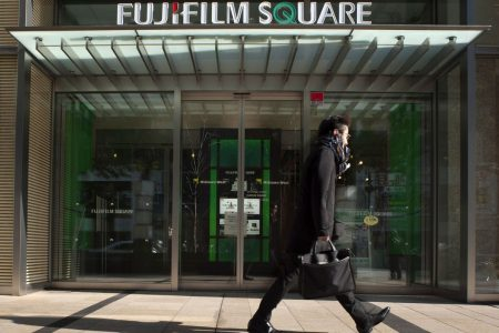 Fujifilm Gains Control of Xerox to Form $18 Billion Company
