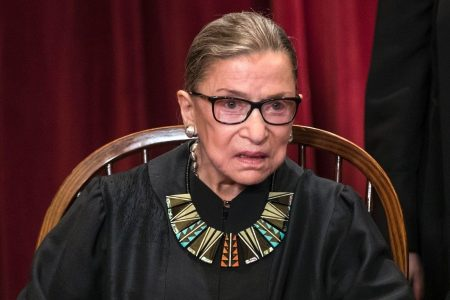 Justice Ginsburg to skip State of the Union, signals she has no plans to retire