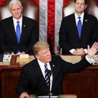 Read excerpts of Trump's State of the Union address
