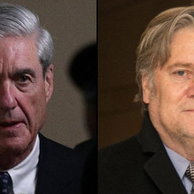 Mueller set to question Bannon on Flynn and Comey