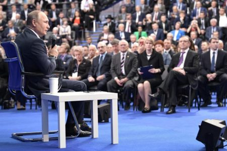 The 'Putin list': A Who's Who of Russia's political and business elite