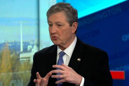 GOP Sen. Kennedy: Trump should have talked about Russia sanctions at SOTU