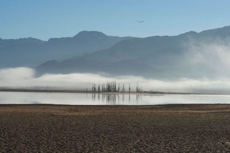 Besieged by drought, Cape Town is on the verge of running out of water