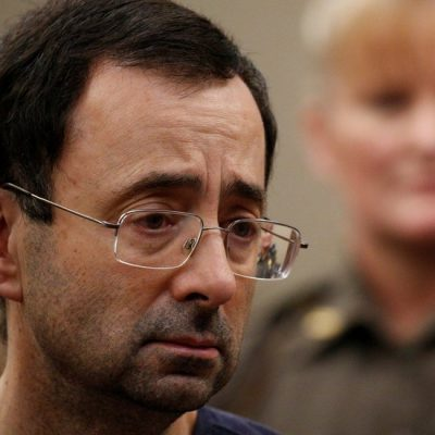 Dr. Larry Nassar Sentenced to 40 to 175 Years for Sexual Abuse
